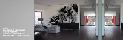 Wall murals design in limited edition, original and graphic ...