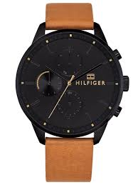 tommy hilfiger 1791486 men s watch with multifunction chase image