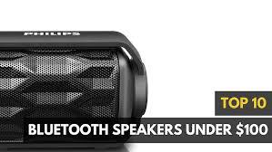 speakers under 10. best bluetooth speaker under $100 speakers 10 gadget review