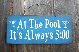 Swimming Pool Decor Signs Pool Signs Pool Decor Pool Decorations Swimming Pool 1