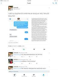 fit essay girl has boyfriend write essay on why she should blow  girl has boyfriend write essay on why she should blow him bf himself in a heated