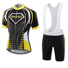2019 Wolfkei <b>Ropa Ciclismo Hombre</b> Summer <b>Cycling</b> Clothing Sets ...