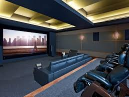 Small Picture Home Theater Designs From CEDIA 2012 Finalists HGTV
