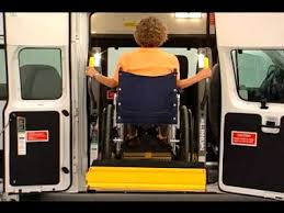 wheelchair lift bus. Wonderful Lift Braun Wheelchair Lift Operation  Schetky NW Bus Sales With B