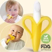 Купите Маленький Банан <b>Прорезыватель Для</b> Зубов ...