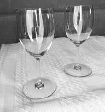 baccarat crystal haut brion water goblet