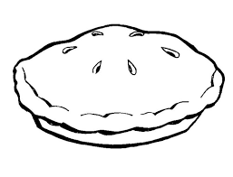 pan clipart black and white. pie black and white clipart 9 pan