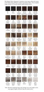 Raquel Welch Wigs Color Chart Raquel Welch Wig Colour Options Hair Color Chart Blonde