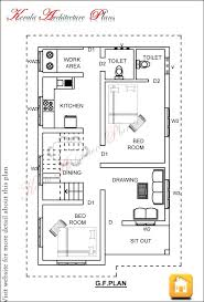 2 bedroom house plans kerala style 1200 sq feet elegant home plan 1200 square feet house plans 1200 sq ft no garage