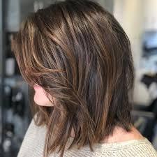 18 17 Flattering Medium Hairstyles For Round Faces In 2019 Medium