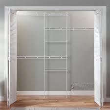 details about closetmaid closet organizer kit with shoe shelf 5 to 8