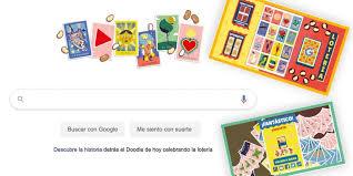 Cuantos más niños, más divertido será. Google Homenajea Al Juego De La Loteria Tradicional Con Doodle