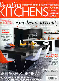 Beautiful Kitchens Magazine Kitchens Mag Cover Worktopenvy