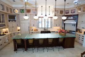... unique kitchen countertops with peaceful bright ideas