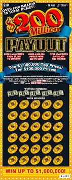 Antonio Resident 1 Wins Million - Prize Scratch-off Express-news San