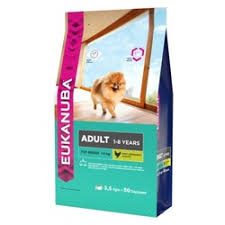 <b>Сухой корм Eukanuba Adult</b> Toy Breed для собак миниатюрных ...