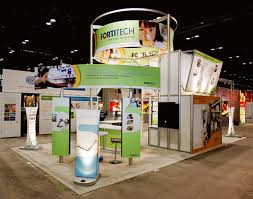 Empire Exhibits commands attention with Custom Design Trade Show Exhibit  for Fortitech