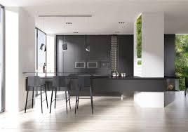 40 Beautiful Black \u0026 White Kitchen Designs