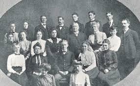 Shelby County Indiana Genealogy & History, Churches - Shelbyville Christian