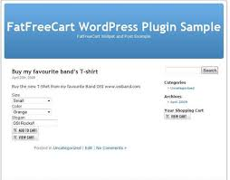 wordpress shopping carts open source e commerce shopping carts best of hongkiat