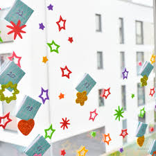 Witz Rätsel Adventskalender Weihnachten Diy Fensterdekoration