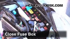 replace a fuse 2012 2016 toyota prius v 2012 toyota prius v 1 8 6 replace cover secure the cover and test component