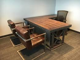 industrial office desk.  Industrial Tremendous Industrial Style Office Furniture Simple Design Regarding  Pertaining To Desk Decor 19 In H