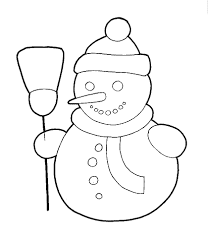 how to draw snowman with easy step by step drawing tutorial