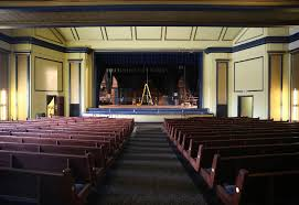 Memorial Auditoriums Walker Theatre To Begin Getting More