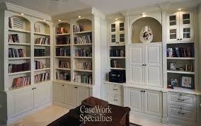 trendy custom built home office furniture. Trendy Home Office Wall Shelves Desks Shelving Ideas: Full Size Custom Built Furniture O