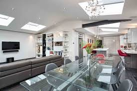 living room extension. architectsstalbanshouseextensionkitchensittingdining living room extension
