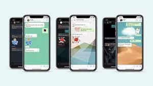 WhatsApp iOS update brings custom ...