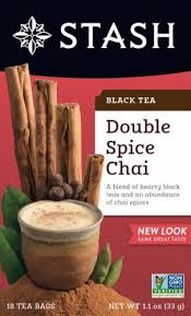 Stash Double Spice Chai Black Tea Bags, 18 ct - Kroger