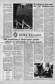 Vol University News Of Friday November 21 Record Cincinnati 1969 xWT8aOWq1w