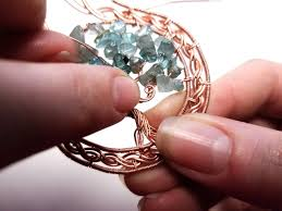 tree of life wire wrap tutorial how