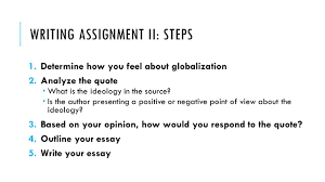 essay writing social studies social essays social studies allows write your essay writing assignment ii steps 1 determine how you feel about globalization 2 analyze