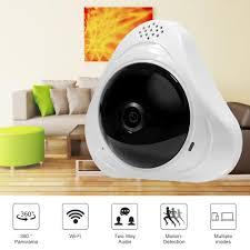 COMBO Camera WIFI Giám Sát Mini Ốp Trần, Tường VR360+ THẺ NHỚ 32G, Giá  tháng 11/2020