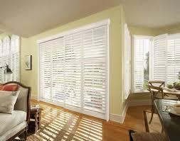 sliding patio door blinds. White Horizontal Door Blinds For Sliding Patio Doors Mini With Built In L