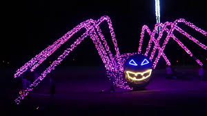 Baybears Halloween Lights Halloween Lights In Mobile Alabama Thriller Lights