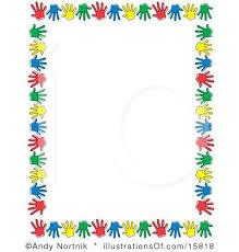 Preschool Border Preschool Border Clipart