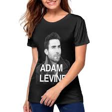 Amazon Com Adam Levine Womens Casual Short Sleeve T Shirt