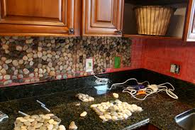 stone veneer kitchen backsplash. Interesting Stone UncategorizedStone Backsplash Kitchen Stonesplash Extraordinary  Stacked Ideas White Cleaning Veneer To Stone T