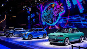 Great Wall Motors โชว์รถใหม่ในงาน Beijing Automotive Exhibition 2020