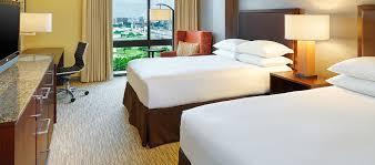Hilton San Antonio Airport Hotel, TX   Room With 2 Beds