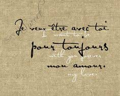 Beautiful French Love Quotes Best of French Quotes About Beauty On QuotesTopics