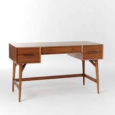 contemporary desks home office. Mid-Century Desk - Acorn Contemporary Desks Home Office E