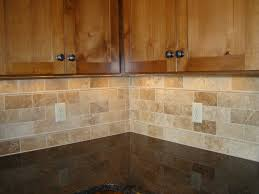 Diy Tile Backsplash Kitchen Backsplash Tile Subway Travertine Mom And Tims New Home