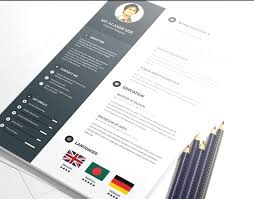 Best Free Resume Templates Classy Attractive Resume Templates Free Download 60 Best Curriculum Vitae