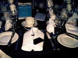 Charity Ball Decorations Cool Blues Brothers Charity Ball KAS Interior Design Ltd