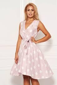 Light Pink Linen Dress Lightpink Dress Daily Cloche Linen Detachable Cord With V Neckline With Elastic Waist